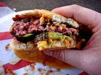The Meatwagon Burger